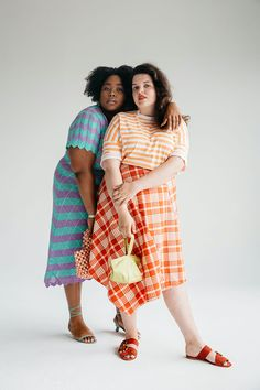 """No Horizontal Stripes"" and Other Plus-Size Clichés Worth Breaking"