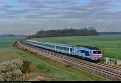 CC 72130 SNCF CC 72100 at Maison-Rouge, France by Jean-Marc Frybourg