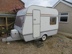 A Line Rambler 4 Berth Tiny Vintage Caravan 750kg Gross Weight!