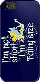 Tinkerbell ~ I'm not short I'm fairy size by sweetsisters