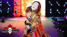 Now entering the ring... YOUR WWE NXT Women's Champion Asuka! She faces her toughest challenge yet, Mickie James, on WWE Network!