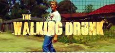 Pessoas zumbificadas pelo álcool à la Walking Dead (Vídeo) - Hipernovas