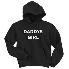 daddys girl SWEATER AND HOODIE