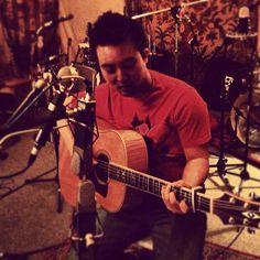 David at Blue Microphones
