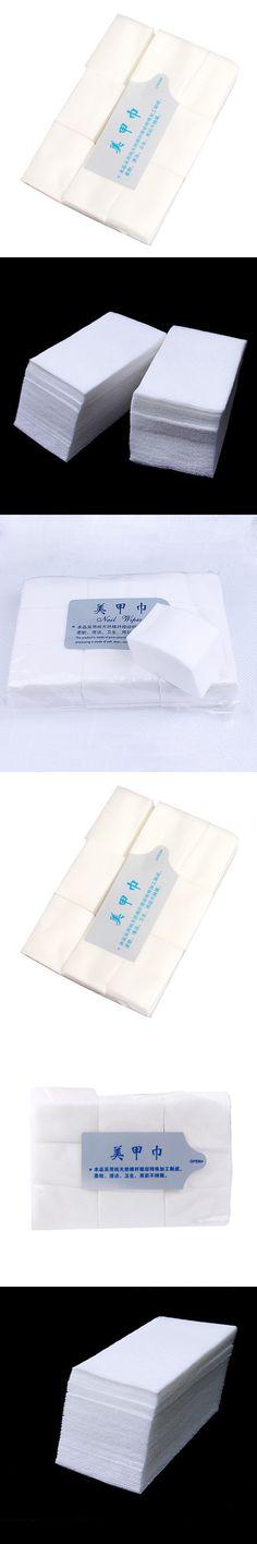 900PCS Nail Tools Bath Manicure Gel Nail Polish Remover Lint-Free Wipes Cotton Napkins For Nails YF2017