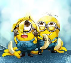 25 Unusual Despicable Me Minions Artworks | The Design Inspiration