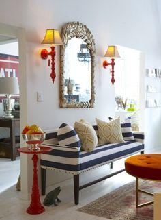 Design by Jill Goldberg, Interior Designer.