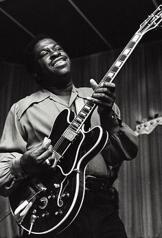 MIGHTY JOE YOUNG:Young was one of the busiest sidemen in Chicago from the late 1950s. He was in Otis Rush's band for several years in the 1960s, and played on Magic Sam's albums, West Side Soul and Black Magic/