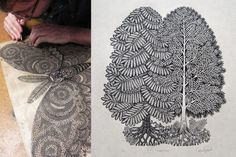 """Not all things handmade are well made. And sometimes the """"maker"""" revolution feels simply too contrived and ripe for parody. However, when I see the work of Tugboat Printshop, I feel ins… Tug Boats, Modern Design, Illustration Art, Prints, Designers, Handmade, Etsy, Hand Made, Contemporary Design"""