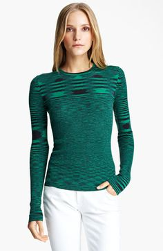 Michael Kors Space Dye Cashmere Sweater available at #Nordstrom @Michael Kors