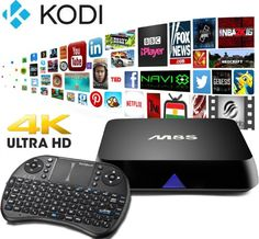 The COOLEAD M8S, is for sure one of the best kodi box in the market and the price makes it the Best Value kodi box as well!