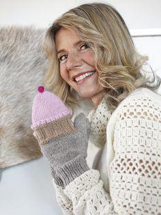 Cupcake-lapaset Novita 7 Veljestä | Novita knits