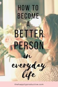 Do you want to become a better person? Discover 6 simple tips that will help you become a better person in everyday life. Just Let It Go, The Way You Are, You Are Perfect, Self Development, Personal Development, Learn From Your Mistakes, Going To University, Judging Others, Best Blogs