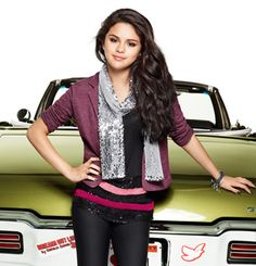I want something, just anything, from her clothing line. Dream Out Loud by Selena Gomez only at Kmart.