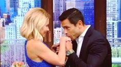 Kelly Ripa's Husband Mark Consuelos Guest Co-Hosts 'Live!' as Search Continues for Michael Strahan's Replacement - http://thisissnews.com/kelly-ripas-husband-mark-consuelos-guest-co-hosts-live-as-search-continues-for-michael-strahans-replacement/