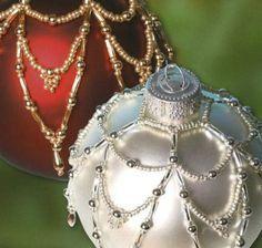Pracht - Perlenstern für Weihnachtskugeln (Nr. 40) (Download)