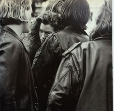 """holliesgolightly: """" By Bruce Weber for Calvin Klein, 1991. """""""