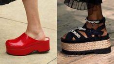 Η τάση στα παπούτσια για τη season Άνοιξη-Καλοκαίρι 2020! Kai, Pool Slides, Wedges, Seasons, Sandals, Shoes, Fashion, Moda, Shoes Sandals