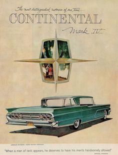 1959 Lincoln Mark lV