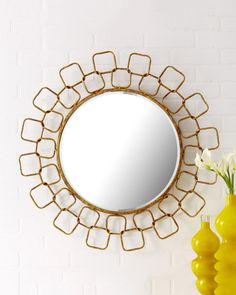 Metropolitan Wire Link Mirror 31d