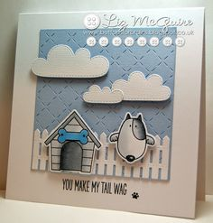 Hi peeps and hope you are all OK and that you are having a lovely week so far. A huge thank you to everybody who joined in last week. Pet Sympathy Cards, Animal Projects, Craft Projects, Dog Cards, Mft Stamps, Animal Cards, Heart Cards, Homemade Cards, Pet Birds