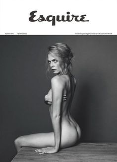 Esquire UK / Cara Delevigne / Simon Emmett