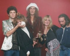 Fleetwood Mac - lol never saw this one before.