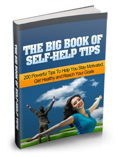 Big Book of Self-Help Tips Want more in life? Discover How To Improve Your Life And Prosper At Whatever You Wish To Do! This Guide Shares 200 Powerful Tips On #Health, #Wealth, #Relationships And More!