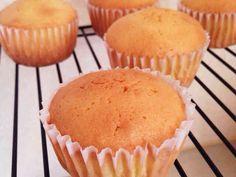 簡単&シンプル♡基本のカップケーキの画像