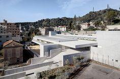 CHILDREN'S DAY CARE CENTRE IN LA TRINITE - CAB architectes