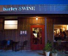 Barley Swine, Austin, TX-Barley Swine has been serving fresh and innovative small plates, craft beers and fine wine since December 2010. Created by award winning Chef Bryce Gilmore, Barley Swine is committed to serving small, sharable plates with big flavor while sourcing ingredients from local farmers.