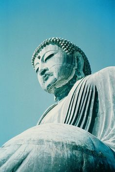 The Great Buddha, Kyoto.