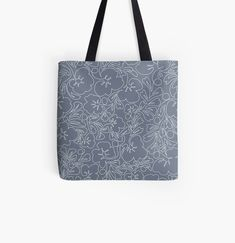 Large Bags, Small Bags, Cotton Tote Bags, Reusable Tote Bags, Continuous Line Drawing, Designer Totes, Running Late, Medium Bags, Poplin Fabric