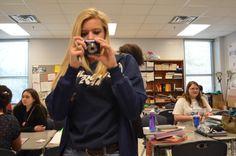 Más de mi trabaja fue tomando fotos con Lauren y Katie grabar momentos importantes durante y antes de la semana Internacional.