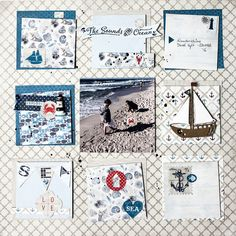 Scrapmanufaktur: Scrapbooking with my favourite Adhesives