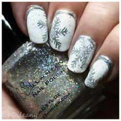 Dile Nails: Lunta ja kynsilakkoja