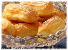 Choux Pastry Recipe Print Recipe type: Dessert Author: Elena Prep time: 20 mins Cook time: 35 mins Total time: 55 mins Ingredients milk - 125 ml water - 125 ml butter - 100 g flour - 150 g eggs - 3-4 pieces, pinch of salt sugar - 1 / 3 teaspoon (optional) Instructions Pour the milk with water in a saucepan; add butter Pastry Recipes, Baking Recipes, Snack Recipes, Dessert Recipes, Desserts, Recipe Type, Print Recipe, Christmas Cheesecake, Choux Pastry