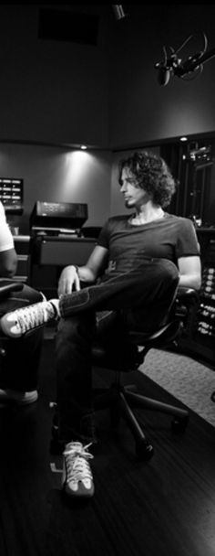 Chris Cornell, one of the greatest voices of my generation. #chriscornell #soundgarden #audioslave