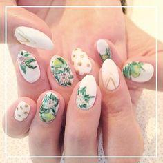 Best Wedding 2014 Nail Art of Instagram | POPSUGAR Beauty