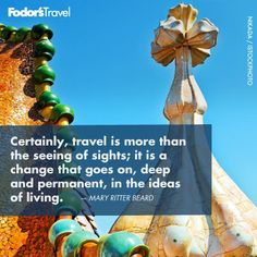 What does travel mean to you?
