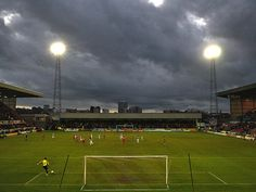The County Ground, Swindon Town