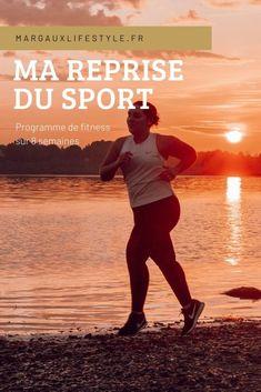 Ma Reprise du Sport | Course à pied, Renfo Hiit, Crossfit, Running Training, Trx, Courses, Fitness, Yoga, Lifestyle, Sports