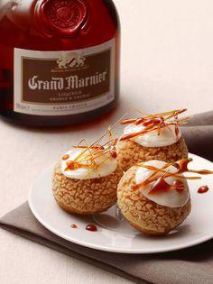 Grand Marnier, Secret Recipe, Dessert Recipes, Desserts, High Tea, Caramel Apples, Food Pictures, Sweet Tooth, Food Photography