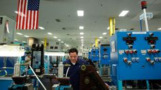 Manufacturing Factory Gillette