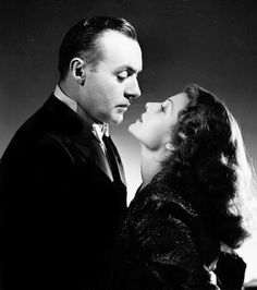 Charles Boyer and Rita Hayworth for Tales of Manhattan, 1942