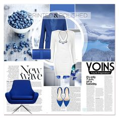 """""""Yoins"""" by lucky-1990 ❤ liked on Polyvore featuring Anja, Nine West, Manolo Blahnik and Softline"""