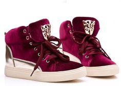 zapatillas de moda de mujer