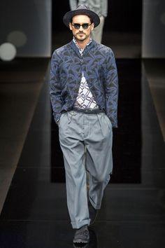 Giorgio Armani SS 2017 Fashion Show & more details