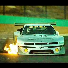 Opel Calibra - Mike Briggs from South Africa.