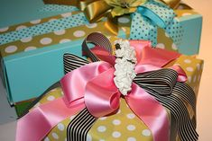 A Gift Wrapped Life - Gifting Tips, Advice and Inspiration: My Gift Wrap Look Book